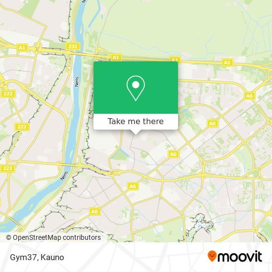 Gym37 map
