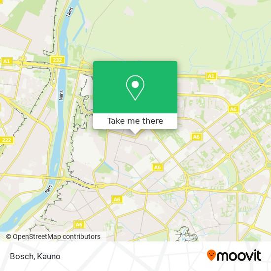 Bosch map