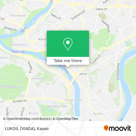 LUKOIL (VIADA) map