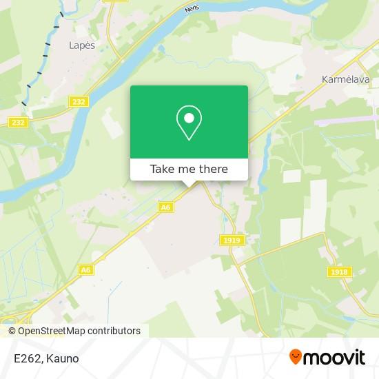 E262 map