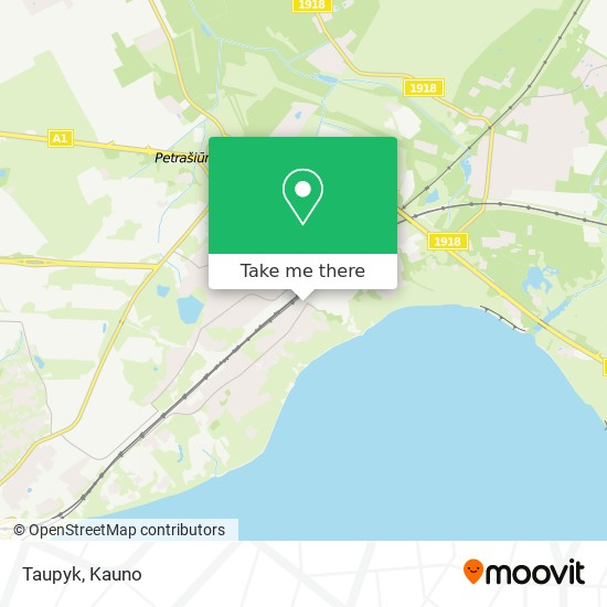 Taupyk map