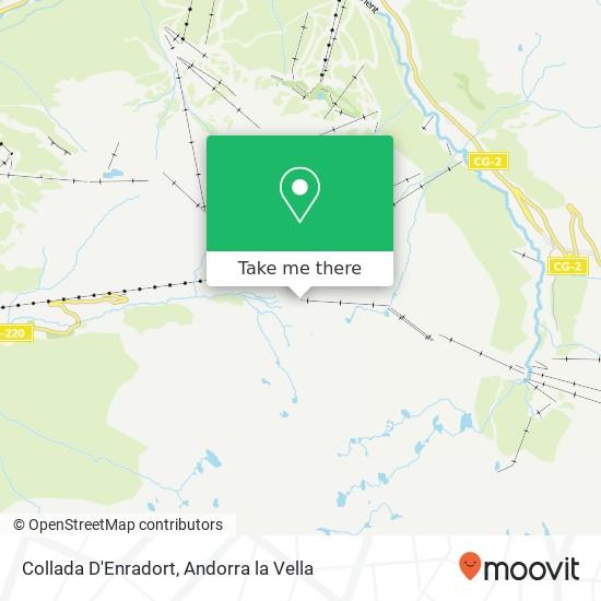 Collada D'Enradort map