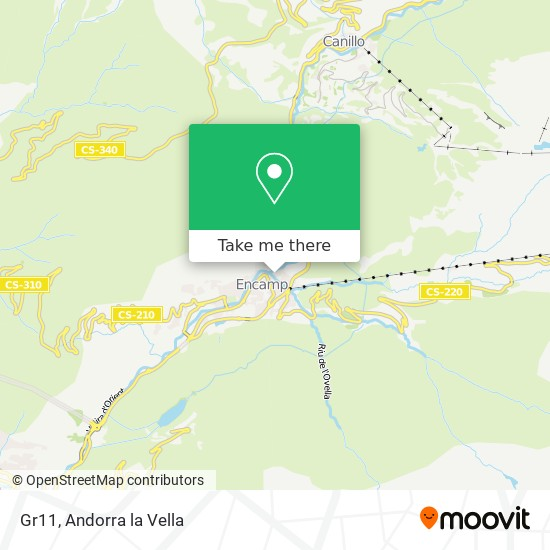 Gr11 map