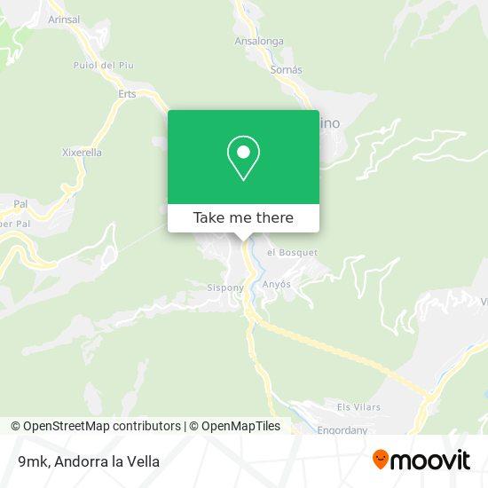 9mk map