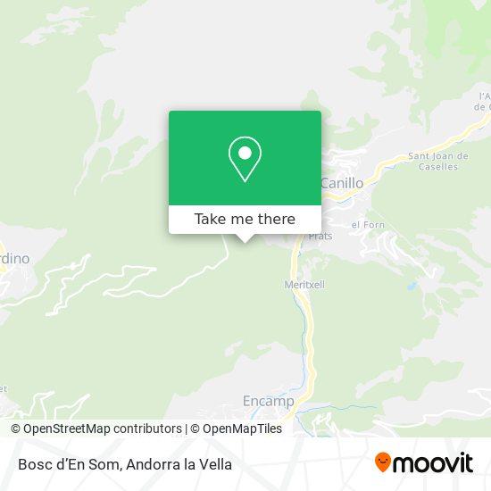 Bosc d'En Som map