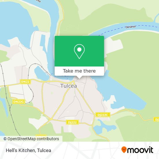 How To Get To Hell S Kitchen In Tulcea By Bus Moovit