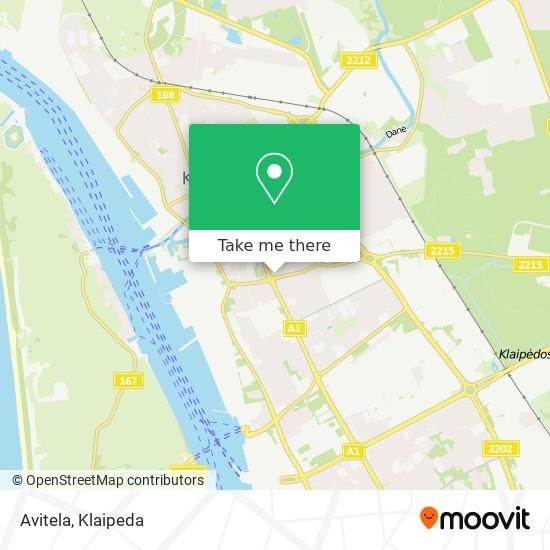 Avitela map