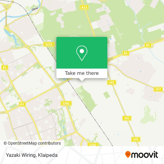 Yazaki Wiring map
