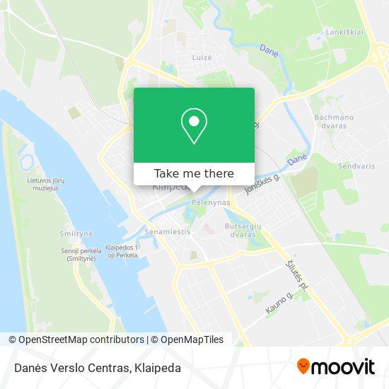 Danės Verslo Centras map