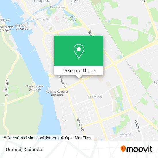 G. M. Umarai Bicycle Shop & Repair map