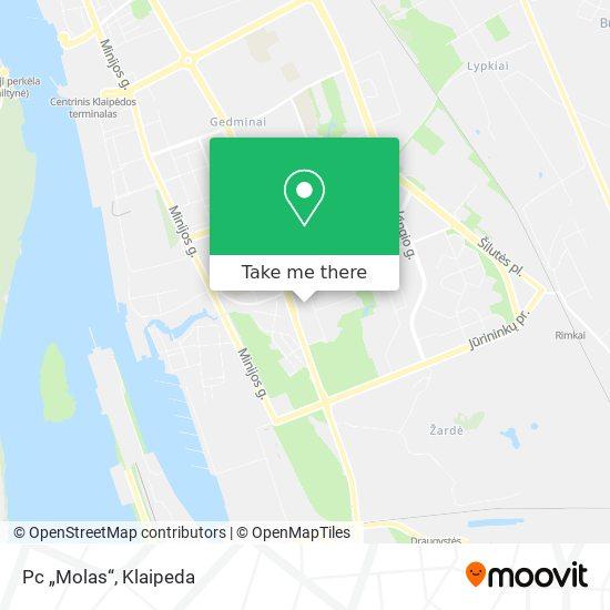 "Pc ""Big"" map"