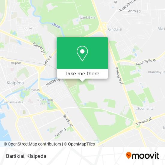 Sendvaris map