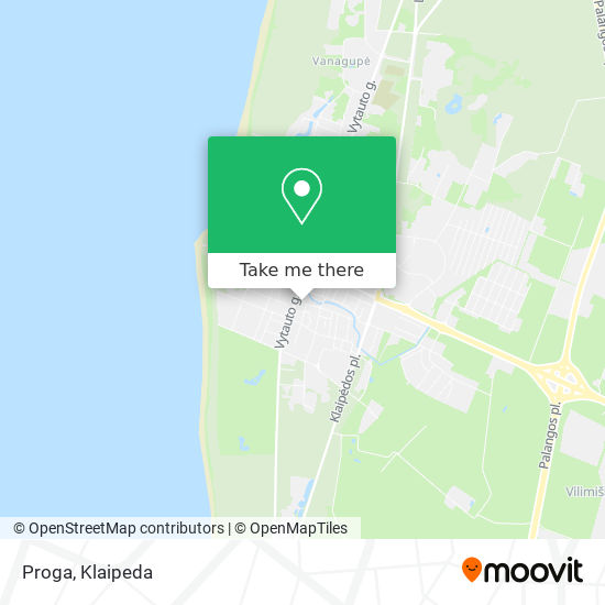 Proga map