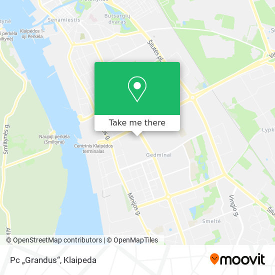 "Pc ""Grandus"" map"
