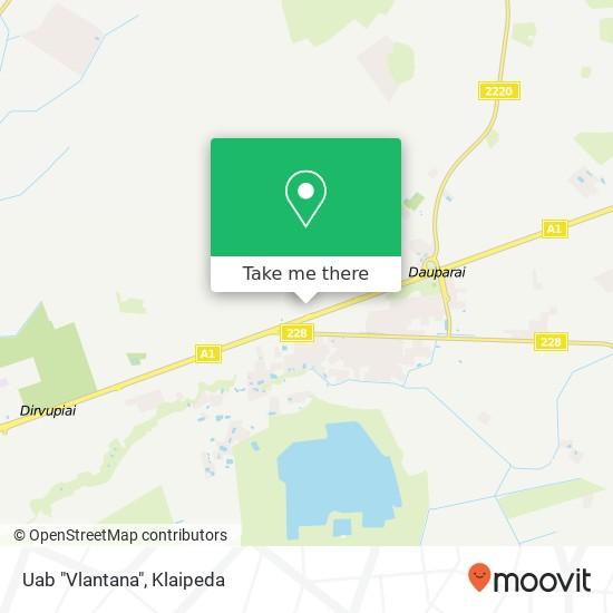 "Uab ""Vlantana"" map"