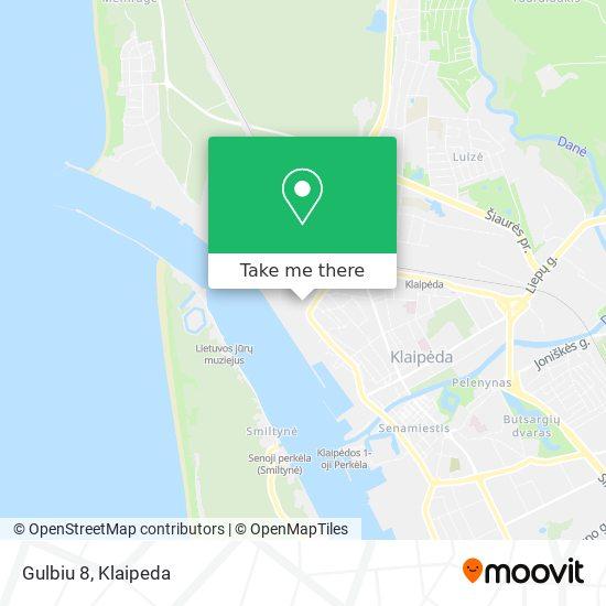 Gulbiu 8 map