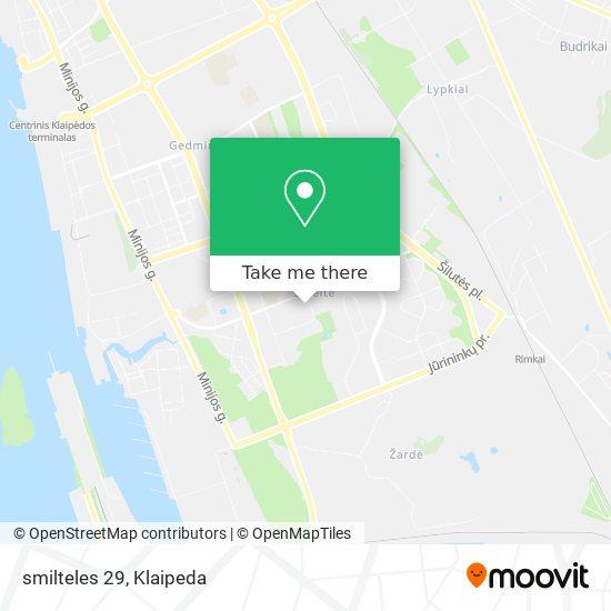 smilteles 29 map