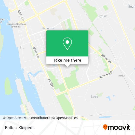 Eoltas map