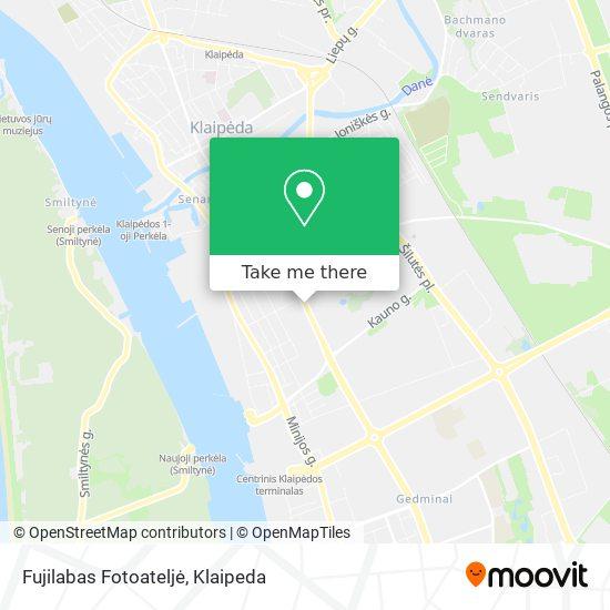 Fujilabas Fotoateljė map