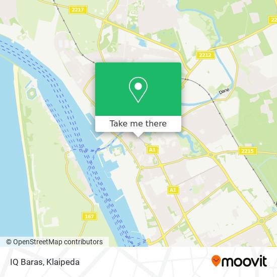 IQ Baras map