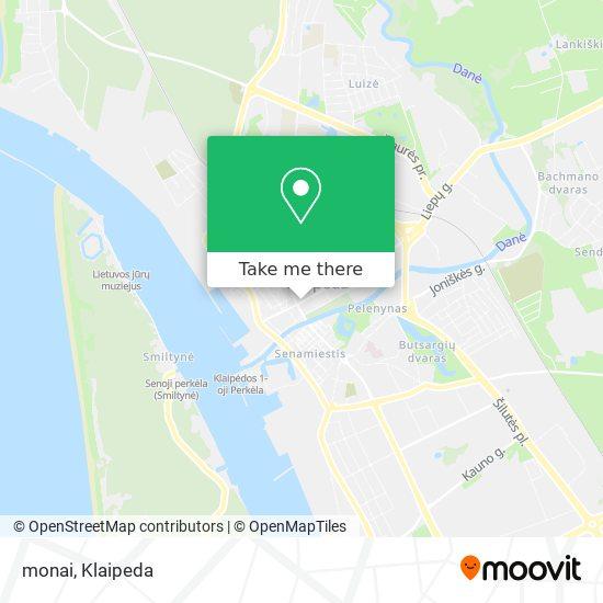 monai map