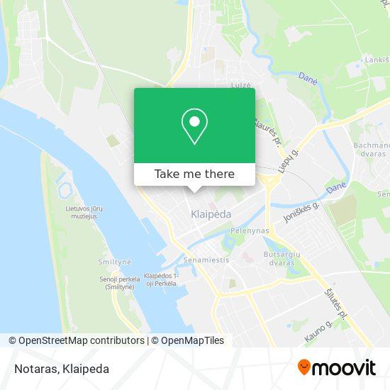 Notaras map