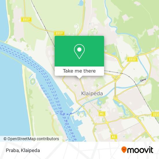 Praba map