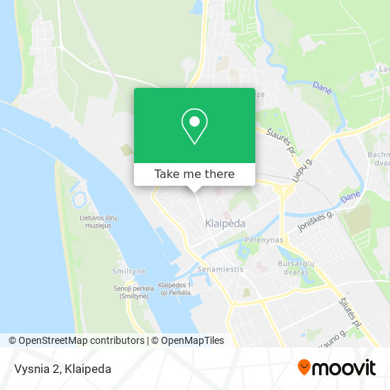 Vysnia 2 map