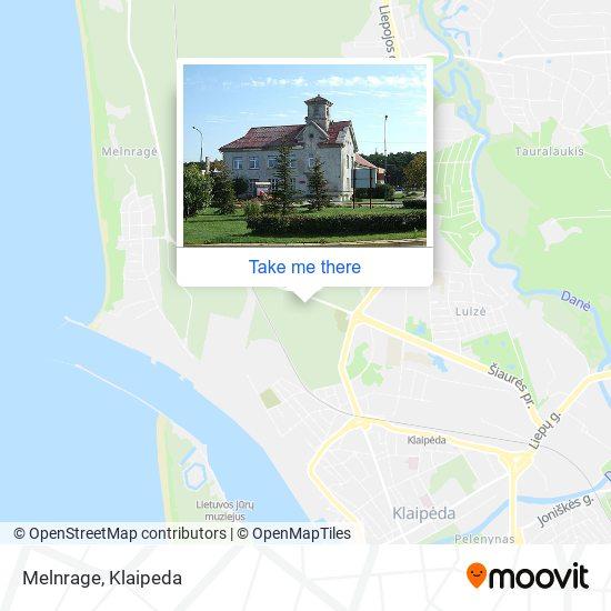 Melnrage map