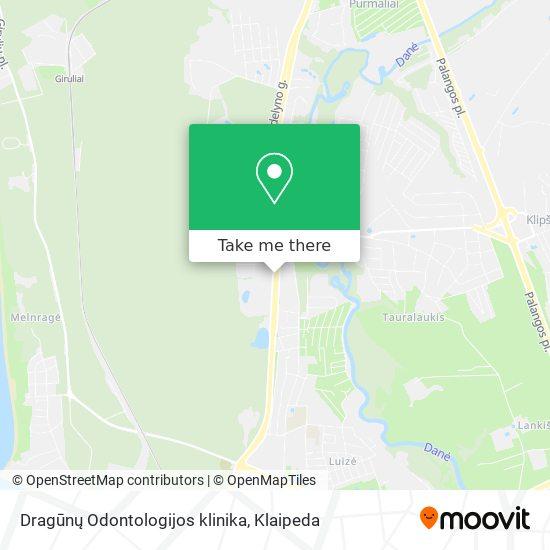 Dragūnų Odontologijos klinika map