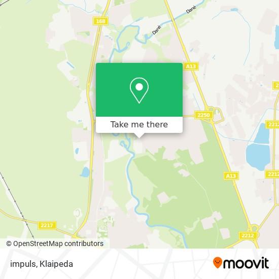 impuls map