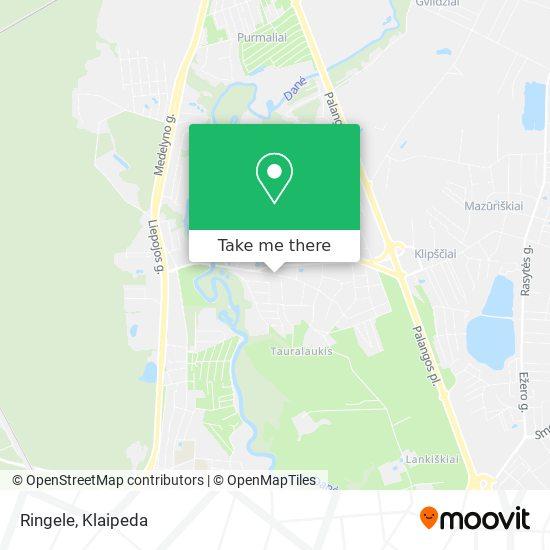 Ringele map
