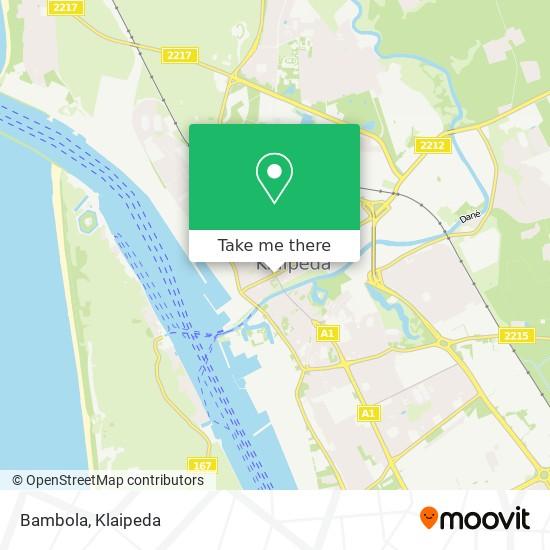 Bambola map