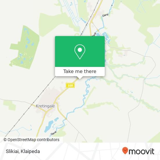 Карта Slikiai