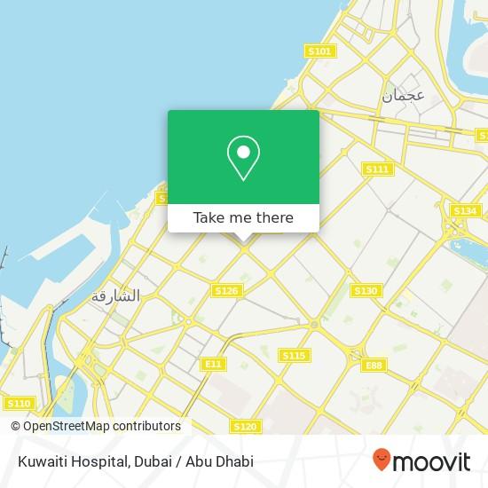 Kuwaiti Hospital plan