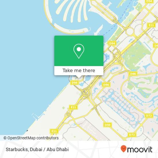 Карта Starbucks