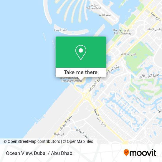 Карта Ocean View