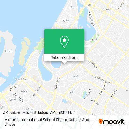 Victoria International School Sharaj plan