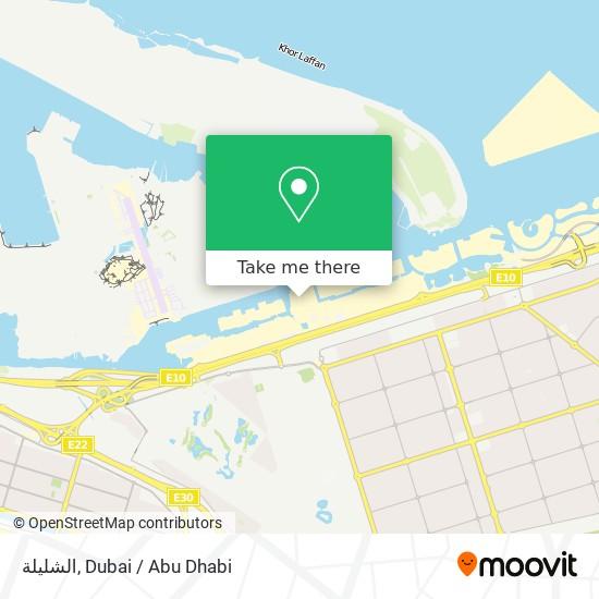 Al Shaleela Karte