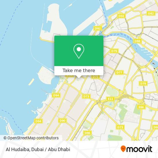 Al Hudaiba Karte