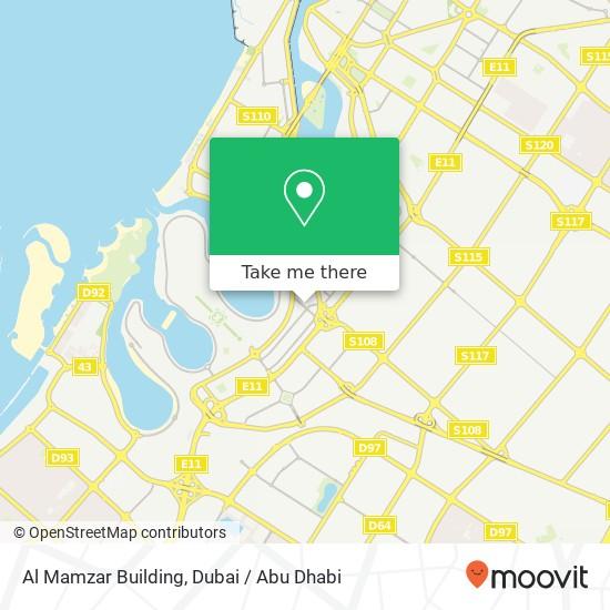 Al Mamzar Building Karte
