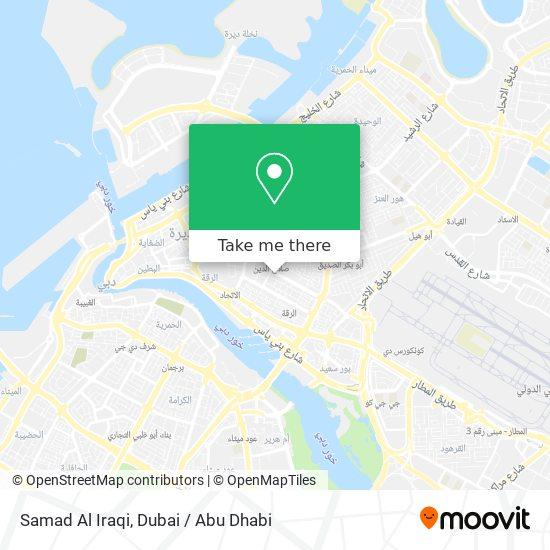 Samad Al Iraqi plan