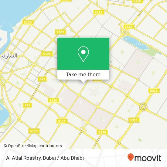 Al Atlal Roastry Karte