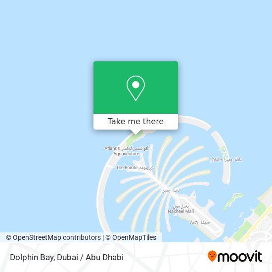 Dolphin Bay map