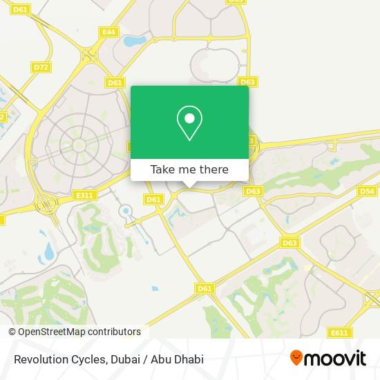 Revolution Cycles plan