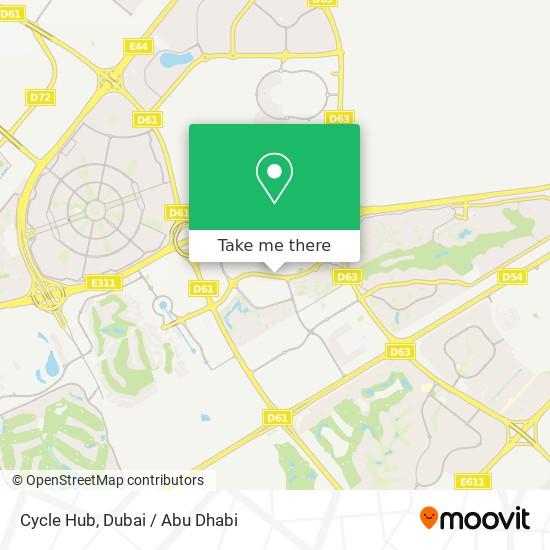 Cycle Hub plan