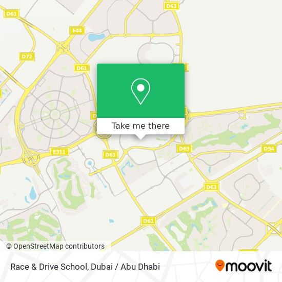 Race & Drive School plan