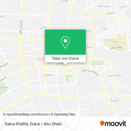 Sabia Khalifa map