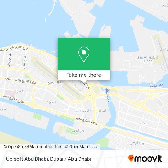 Ubisoft Abu Dhabi map