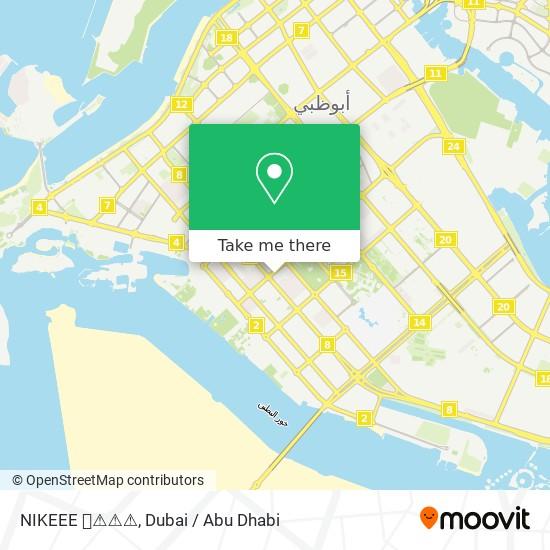 NIKEEE 🚦⚠⚠⚠ map